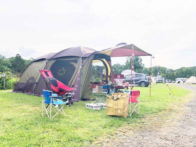 画像: 【キャンプ解禁】『新しい生活様式★キャンプ版』 人接触ゼロ・キャンプを試してみました〜! - ハピキャン(HAPPY CAMPER)