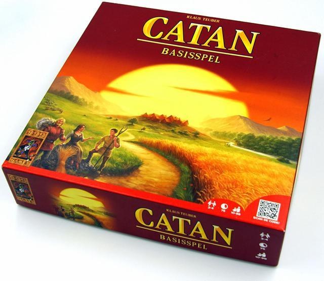 画像: カタンの開拓者たち