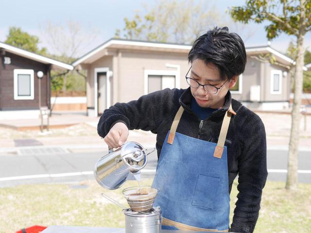 画像: 【キャンプ場スタッフおすすめ】美味しいコーヒーが飲みたい! おすすめの道具&コーヒーの淹れ方をご紹介! - ハピキャン(HAPPY CAMPER)
