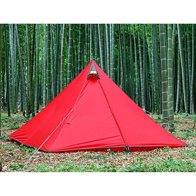 画像1: ソロキャンプを始めたい人必見! 最低限の持ち物リスト 筆者愛用ギアを紹介