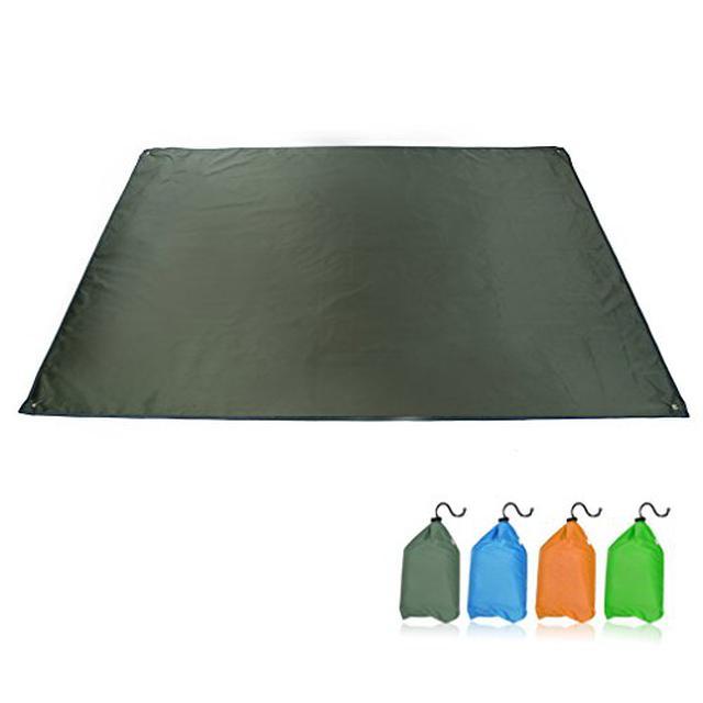 画像2: 【ソロキャンプ持ち物リスト】初めての人必見!テントや寝袋など筆者愛用ギアをご紹介