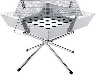 画像7: 尾上製作所(ONOE)『マルチファイアテーブル』を紹介! 家族でも安全にBBQや焚き火が出来る!