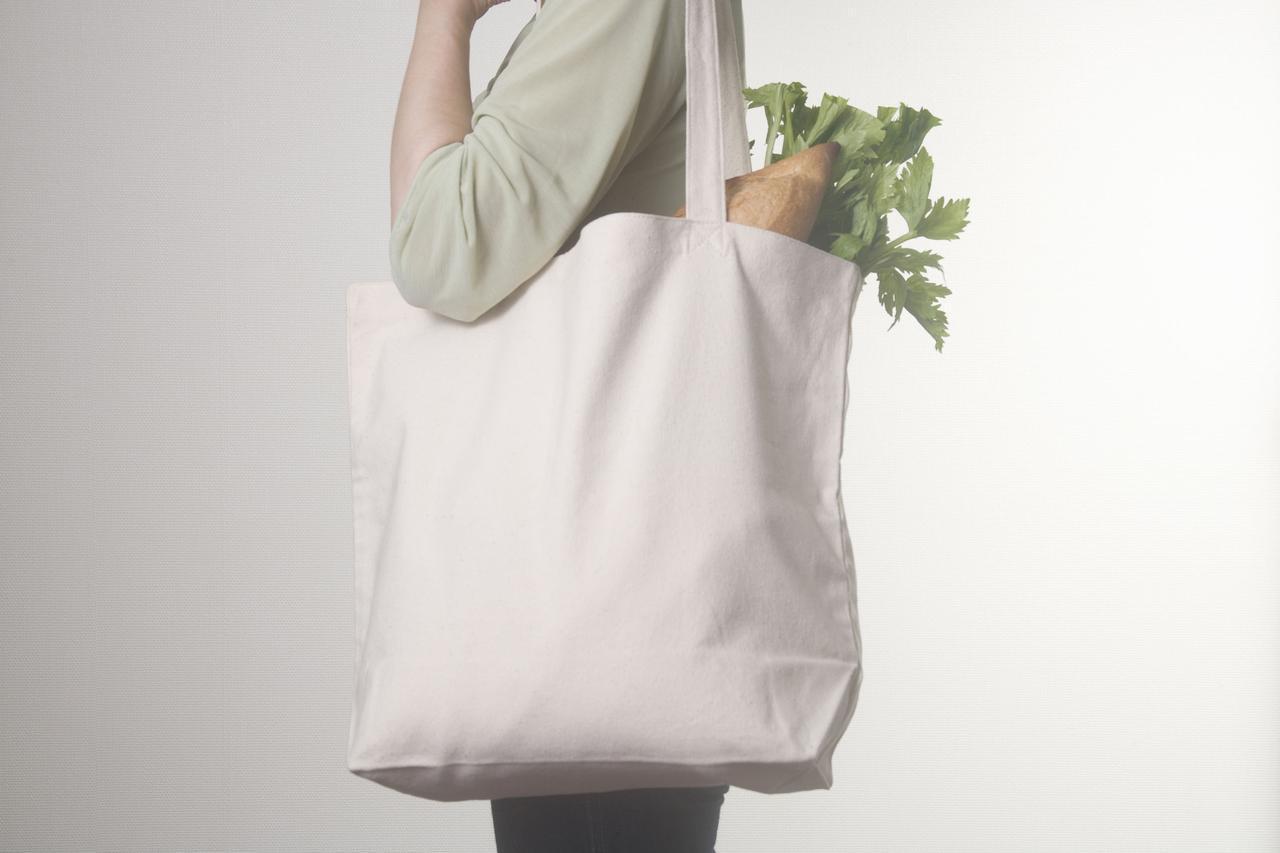 画像: 【おすすめのエコバッグ】折りたたみ式で楽チン! 丈夫でおしゃれなエコバッグを紹介 - ハピキャン(HAPPY CAMPER)