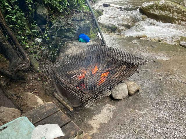画像: 焼き場