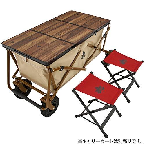画像1: キャリーカートがテーブルに!? LOGOS(ロゴス)のおすすめキャンプギアをご紹介!