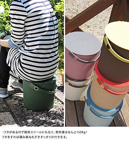 画像1: 【オムニウッティ】おむつ用バケツがキャンプで大活躍! スツール・収納・ゴミ箱にも