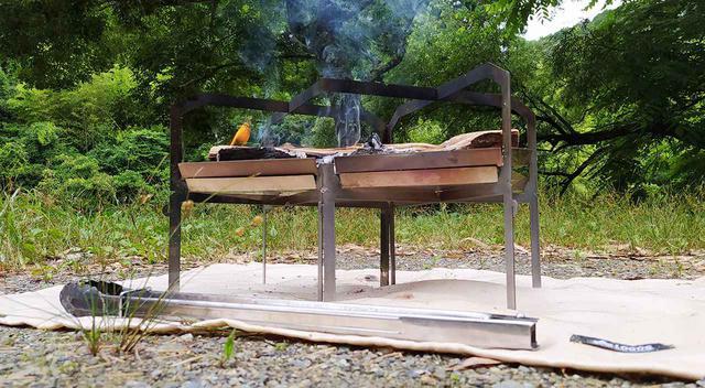 画像: 【筆者愛用】ロゴスなど3種類の「焚き火シート(防炎シート)」使い比べレビュー!焚き火をより安全に楽しく! - ハピキャン(HAPPY CAMPER)