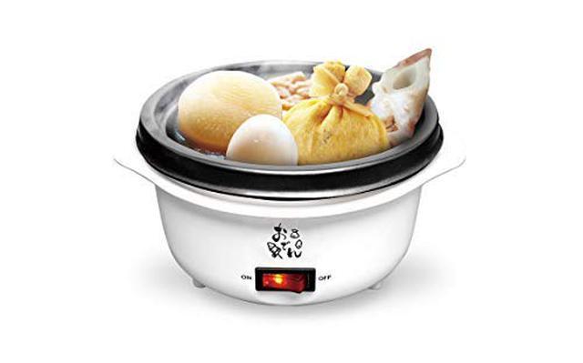 画像: 【注目リリース】冷めずにアツアツ。冬におでんを楽しむなら、ライソンの『卓上おでん鍋』 がオススメ!