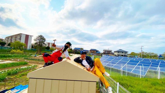 画像: 【キャンプ場をDIY】小屋の屋根を取り付けよう!タケトがアシスタントに降格の危機!?【#17】【#18】 - ハピキャン(HAPPY CAMPER)