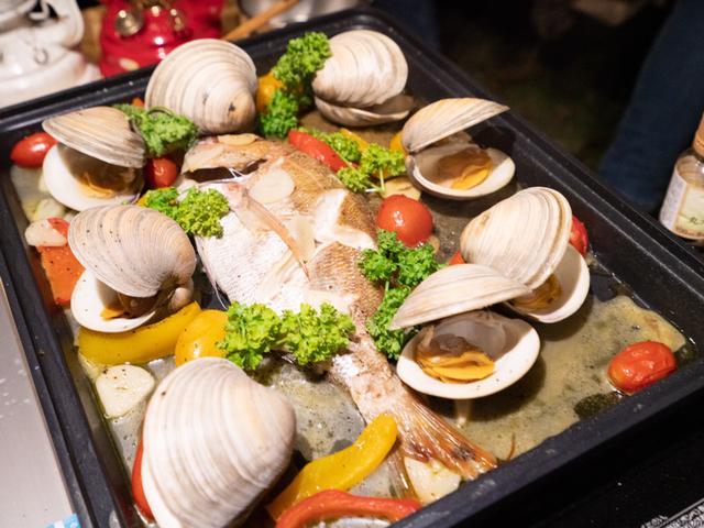 画像: 夏にぴったりな海鮮バーベキューのコツ! おすすめの食材&簡単絶品レシピをご紹介! - ハピキャン(HAPPY CAMPER)
