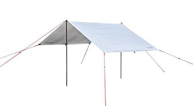 画像6: ソロキャンプにおすすめの1人用タープ6選&ポールを使った簡単にできる張り方も紹介