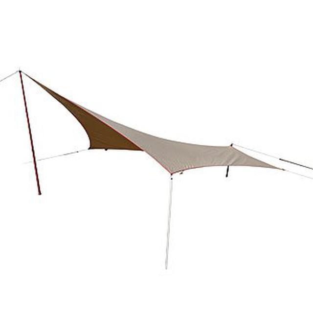 画像5: ソロキャンプにおすすめの1人用タープ6選&ポールを使った簡単にできる張り方も紹介
