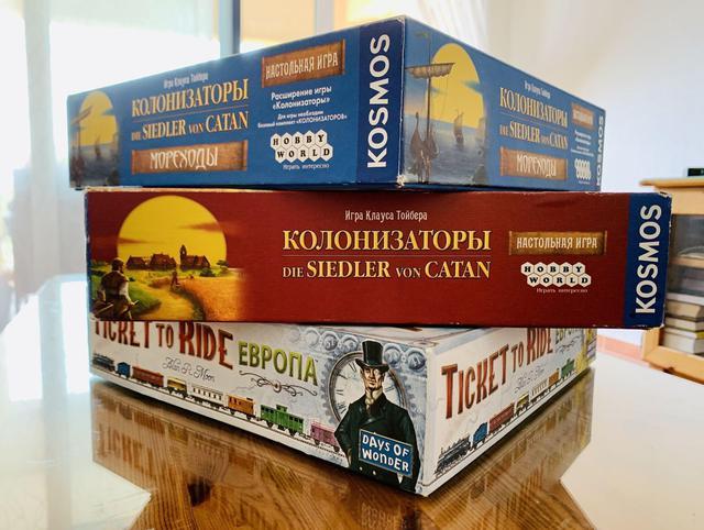 画像: 『カタンの開拓者たち』は世界で2000万個販売されているボードゲーム! 筆者おすすめのボドゲの1つ