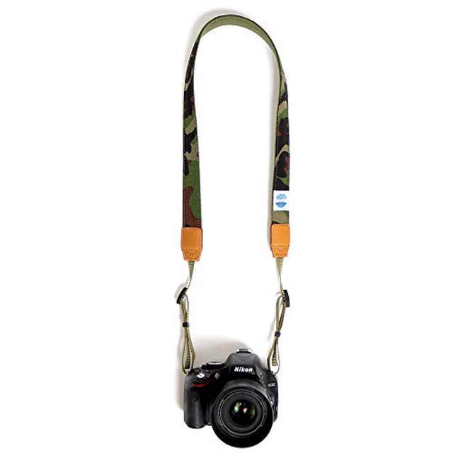 画像8: アウトドア向きカメラストラップのおすすめ商品5選を紹介 とっておきの付け方も伝授