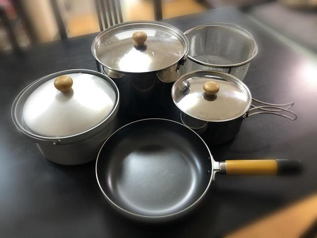 画像: ユニフレームの『ライスクッカー』で炊飯! おいしい炊き立てごはんをお外で食べよう - ハピキャン(HAPPY CAMPER)