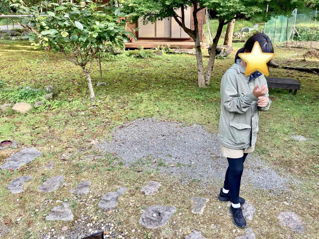 画像: 筆者撮影 長女着用はグリーン
