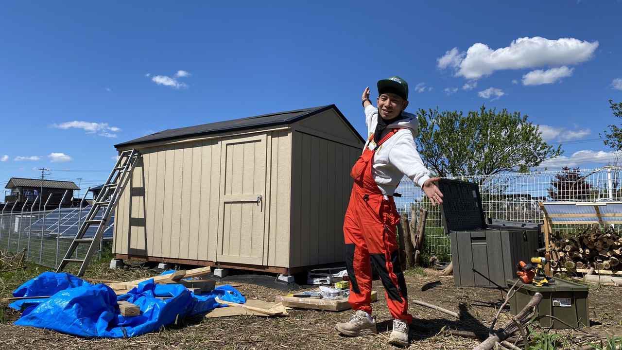 画像: 【キャンプ場をDIY】ついにタケトの小屋が完成!しかし、小屋の完成はゴールではなくスタートだった!?【#19】【#20】 - ハピキャン(HAPPY CAMPER)