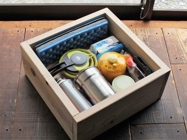 画像: 【初心者向けDIY】キャンプやおうちでも使える「木箱作り」にチャレンジ! 収納やインテリアにも - ハピキャン(HAPPY CAMPER)