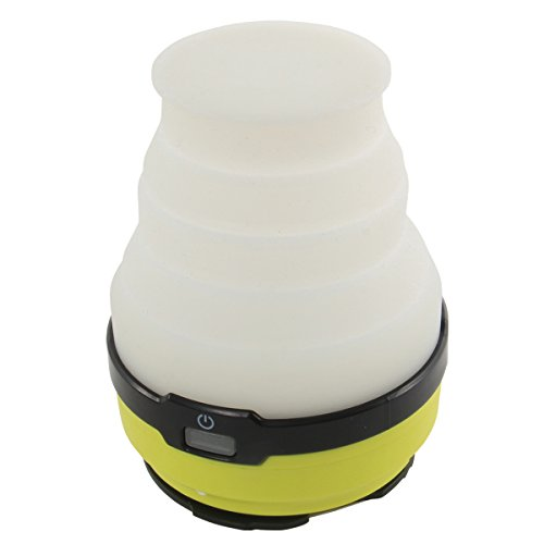 画像3: DODの『LEDソーラーポップアップランタン』が超おすすめ! 機能性もコスパも◎な魅力を徹底レビュー