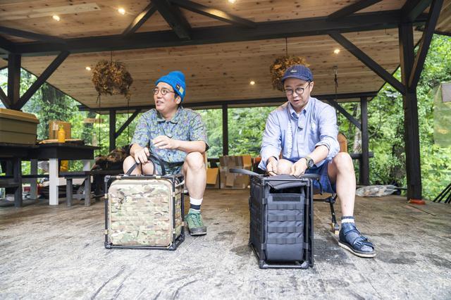 画像: photographer 吉田 達史 急展開に困惑するおぎやはぎのお二人