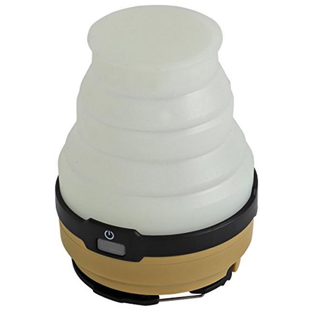 画像1: DODの『LEDソーラーポップアップランタン』が超おすすめ! 機能性もコスパも◎な魅力を徹底レビュー