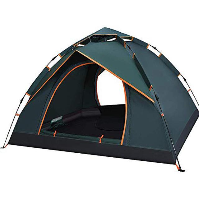 画像1: 【テントレビュー】キャンプデビューへ向けて!! 第一弾:キャンプ初心者が選んだDOD『ザ・ワンタッチテント(M)』を購入。選んだ理由と仮設営・しまい方の紹介