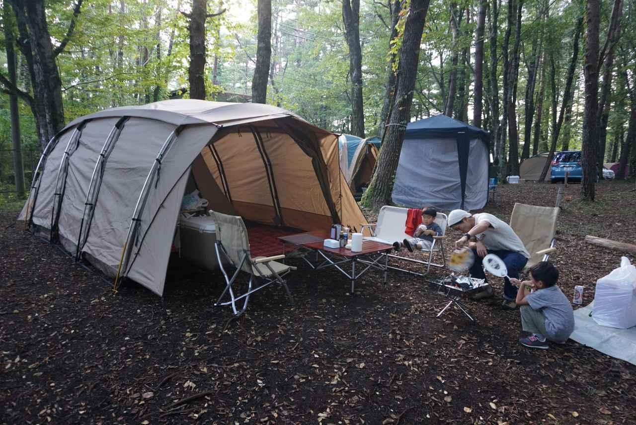 画像: 【おすすめキャンプ場39】「レイクロッジヤマナカ」山中湖で「ダイヤモンド富士」も!木漏れ日あふれる林間キャンプ - ハピキャン(HAPPY CAMPER)