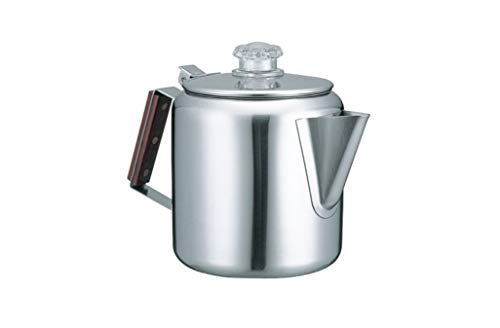 画像1: 【筆者愛用】コールマンのパーコレーターの使い方 コーヒー以外にもクッカー・ケトルの代用にも
