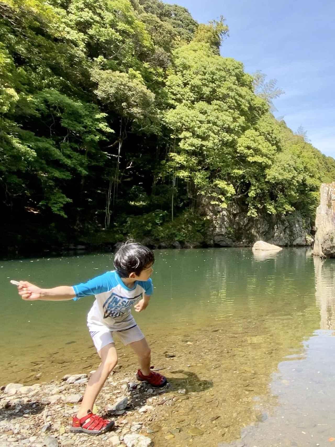 画像1: ウォーターシューズは水遊びに必須! 選び方&おすすめのキッズマリンシューズ9選