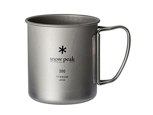 画像1: 【筆者愛用】スノーピークのチタン製マグカップが愛される理由 その魅力を徹底レビュー!