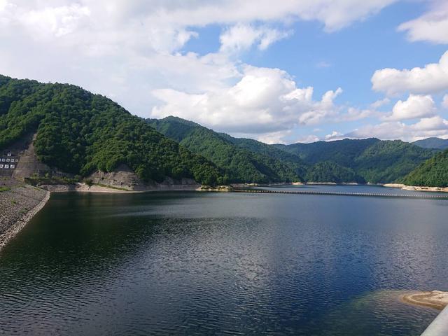 画像2: 筆者撮影:ならまた湖