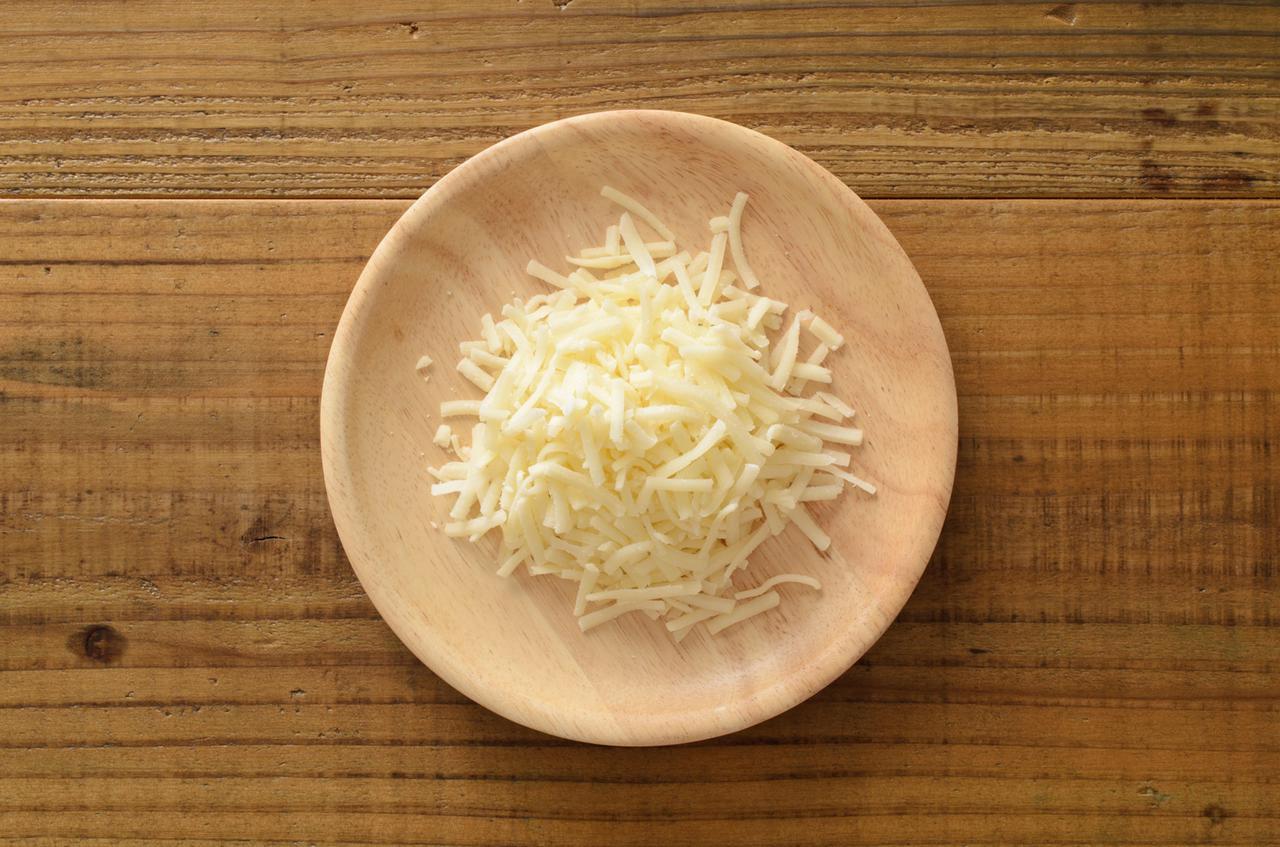 画像: 【保存方法】シュレッドチーズは大容量の為フリーザバッグ×冷凍保存がおすすめ
