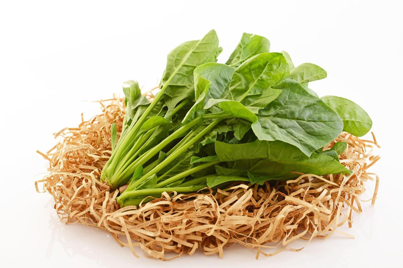 画像: ベランダ菜園におすすめのミニ野菜その3:サラダほうれん草