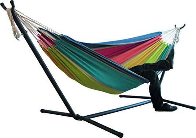 画像6: 室内でもキャンプでも使える自立式ハンモック! いつでも使えるおすすめ商品を紹介!