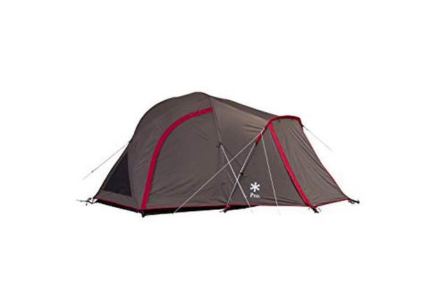 画像10: ソロキャンプするならおすすめはどのテント? 定番の初心者向け商品から上級者用まで