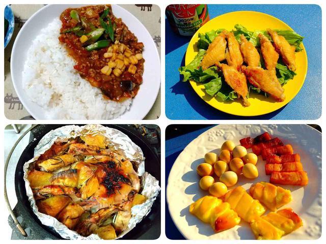 画像1: ニトリのダッチオーブンで作る絶品キャンプ料理! 定番レシピ4品ご紹介 - ハピキャン(HAPPY CAMPER)