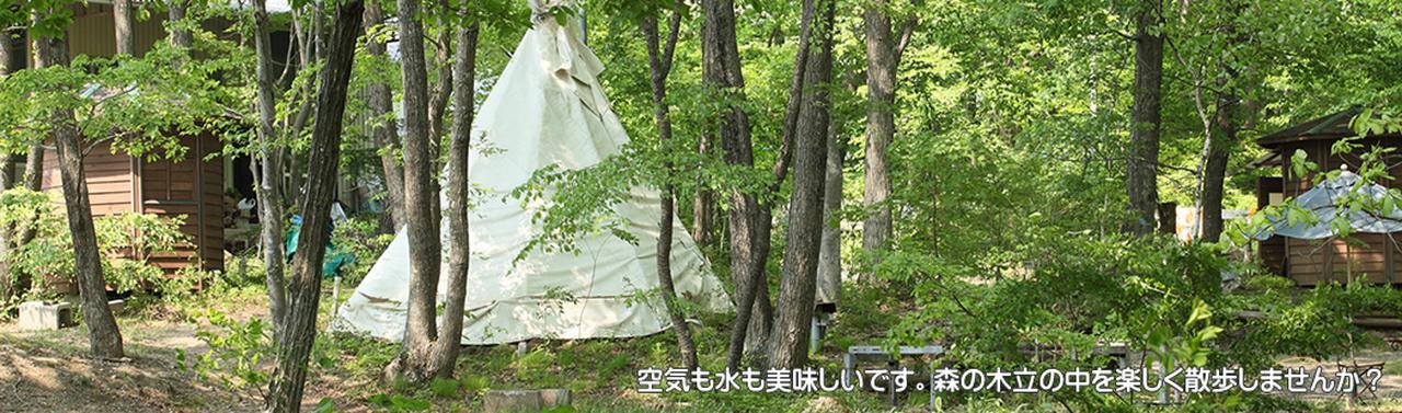画像: 八ヶ岳オートキャンプ場