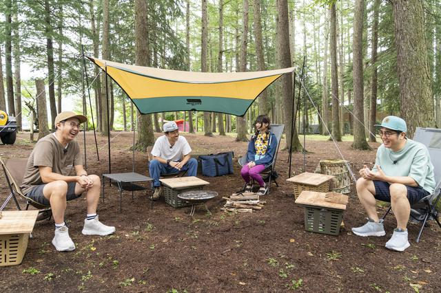 画像: Photographer 吉田 達史/シーズン15「おもてなしキャンプ」の様子