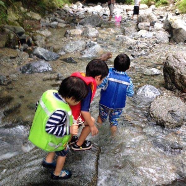 画像: 【行ってみた】子連れで思いっきり川遊びができる山梨県のキャンプ場3選 - ハピキャン(HAPPY CAMPER)