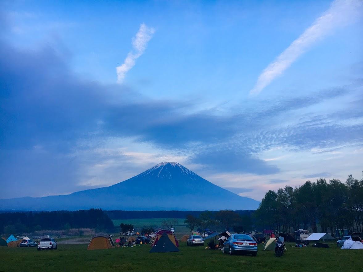 画像: 【おすすめキャンプ場27】雄大な富士山が目の前に!キャンパー憧れの「ふもとっぱらキャンプ場」 - ハピキャン(HAPPY CAMPER)
