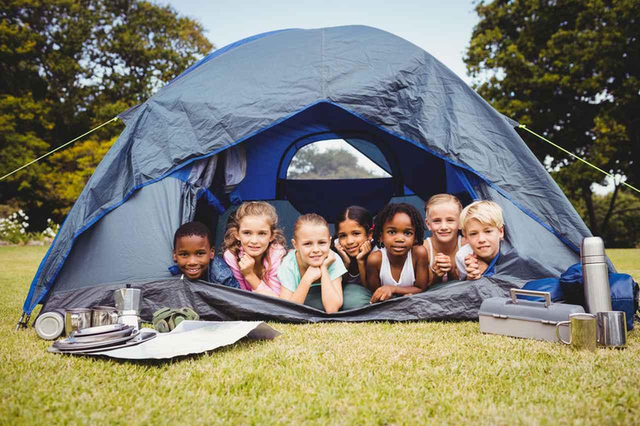 画像: Q4.テントの中は、密になる?