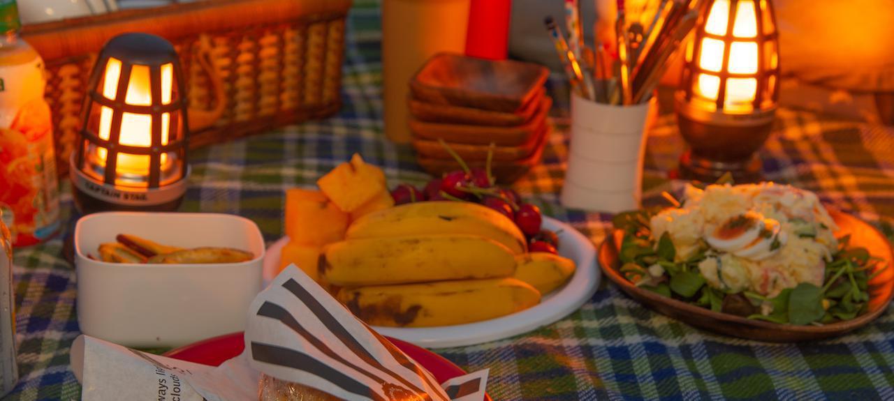 画像: 【東京近郊】今夜は外で夕ご飯! 癒しの夜ピクニックの楽しみ方&おすすめスポット5選 - ハピキャン(HAPPY CAMPER)