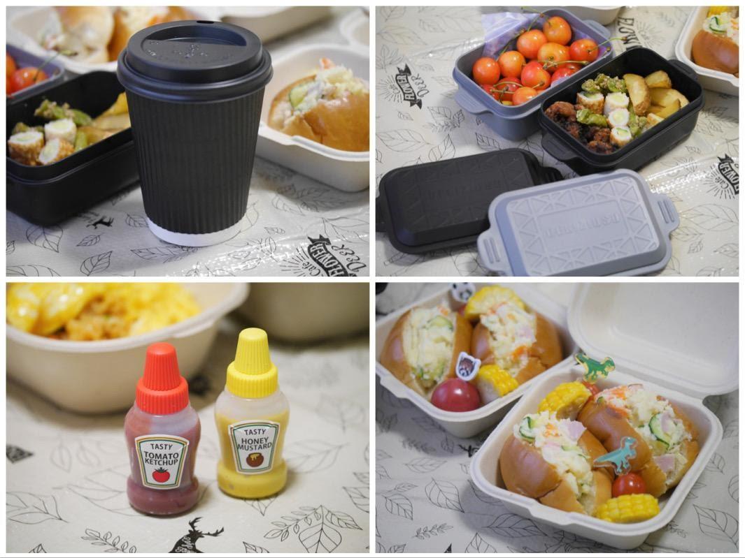 画像: ピクニックのお弁当に100均商品がおすすめ! オシャレ度アップの6アイテムを厳選 - ハピキャン(HAPPY CAMPER)