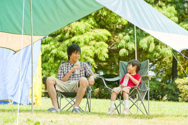 画像: 子供のキャンプデビューは3歳から! キャンプに連れていくリスクを考えよう - ハピキャン(HAPPY CAMPER)