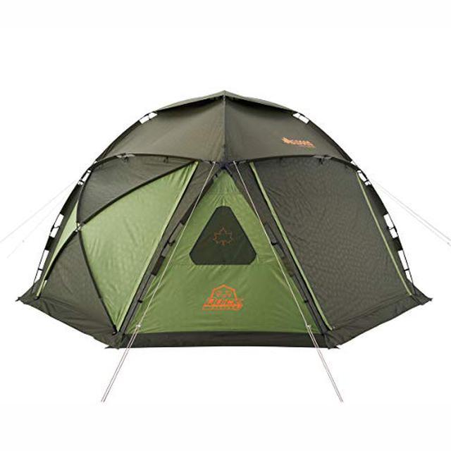 画像2: 【大きいタープ】大人数でキャンプを楽しめる 大きいサイズのおすすめタープをご紹介