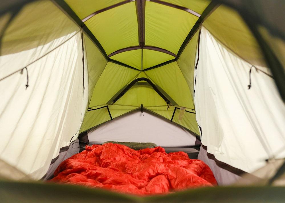 画像4: ハンモックにも自立式テントにもなる全天候型ハンモックテント「サンダ2.0」by Kammok(カモック)