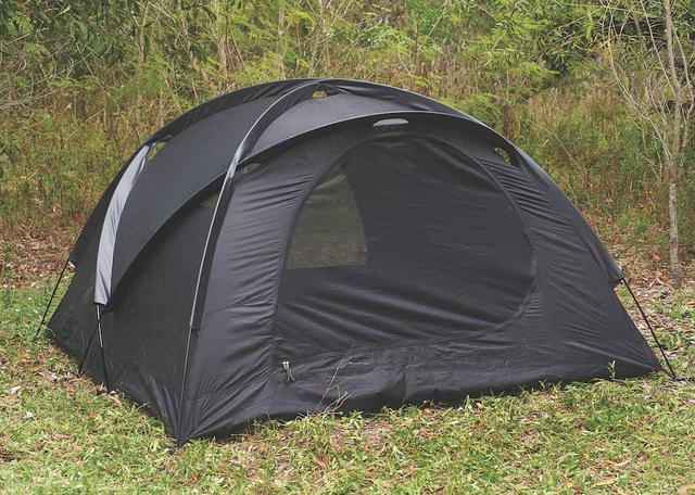画像2: シリーズ最軽量の最大4人用ドーム型テント『ケイブ』 by Snugpak(スナグパック)