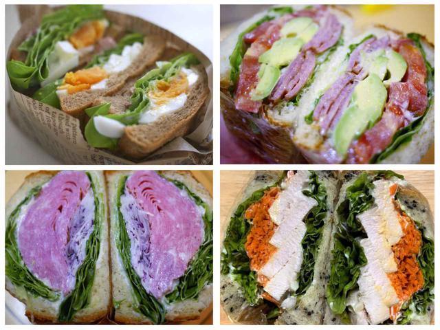 画像: 【サンドイッチレシピ4選】インスタで大人気!「#萌え断」なボリュームサンドを作ろう - ハピキャン(HAPPY CAMPER)