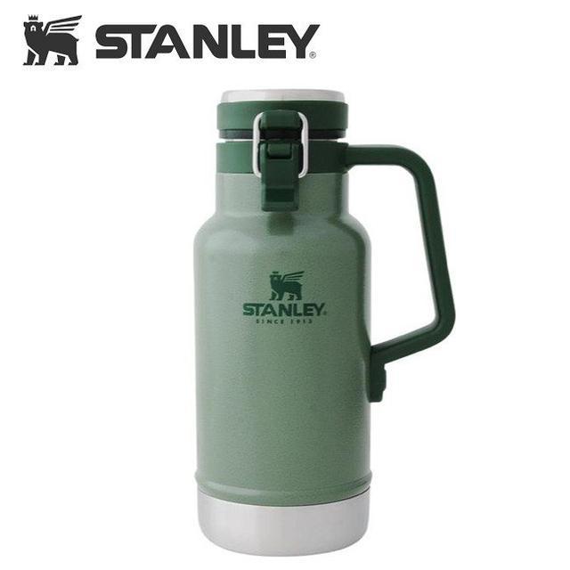 画像1: 冷たいビールを水筒で! 話題のグラウラーボトル4選+α スタンレー・ハイドロフラスクなど