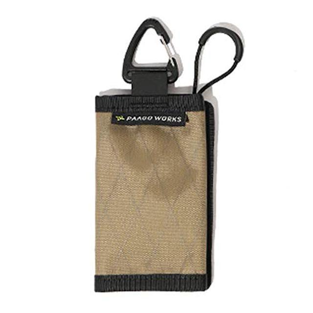 画像1: 【レビュー】『パーゴワークス トレイルバンクS』はミニマムなのにタフなお財布! アウトドアでも便利な逸品